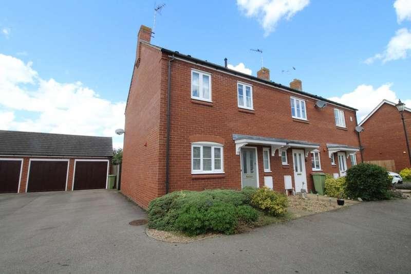 3 Bedrooms Property for sale in Castlethorpe MK19