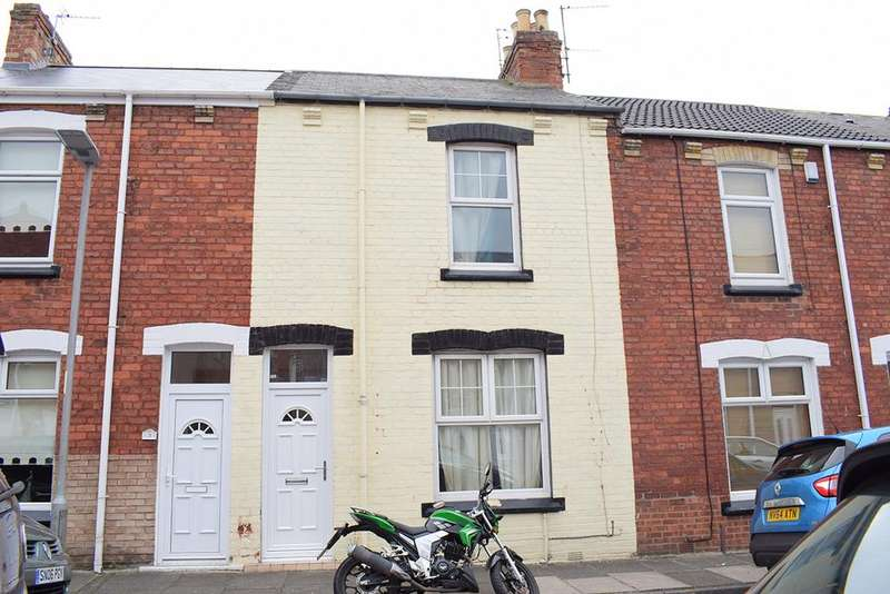 2 Bedrooms Terraced House for sale in Ellison Street, Hartlepool TS26