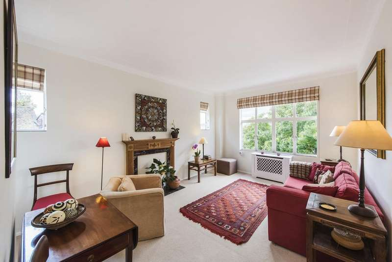 1 Bedroom Flat for sale in Cheyne Place, SW3
