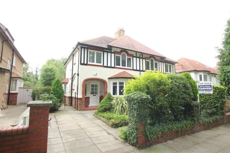 4 Bedrooms Semi Detached House for sale in Linden Avenue, Darlington