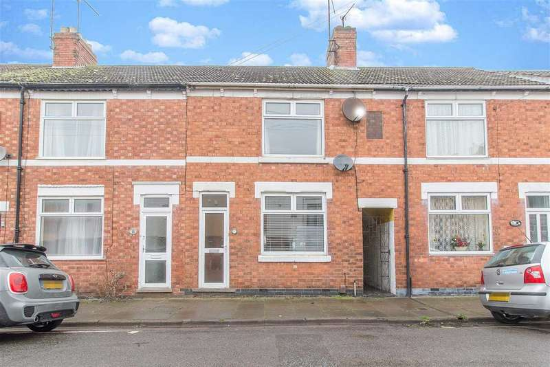 2 Bedrooms Terraced House for rent in Cornwall Road, Kettering
