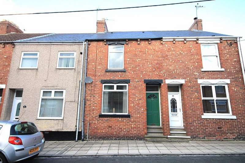 2 Bedrooms Town House for sale in High Hope Street, Crook