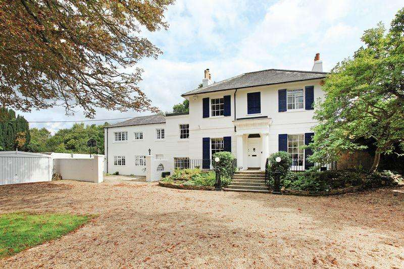 5 Bedrooms Detached House for sale in Albourne
