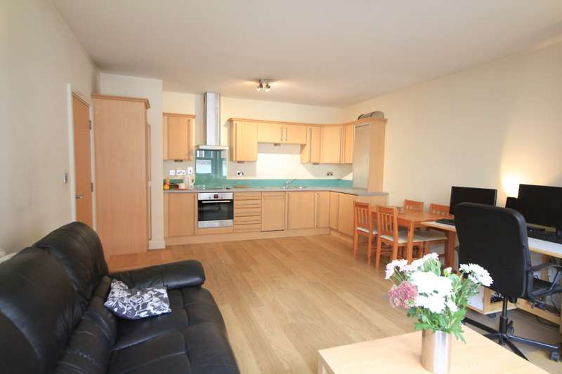 1 Bedroom Apartment Flat for sale in Il-Libro, King's Road, Reading, RG1
