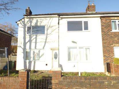 4 Bedrooms End Of Terrace House for sale in Moss Lane, Litherland, Liverpool, Merseyside, L21