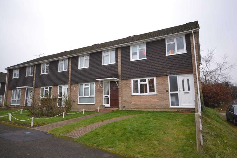 3 Bedrooms End Of Terrace House for sale in Langford Close, Emmer Green