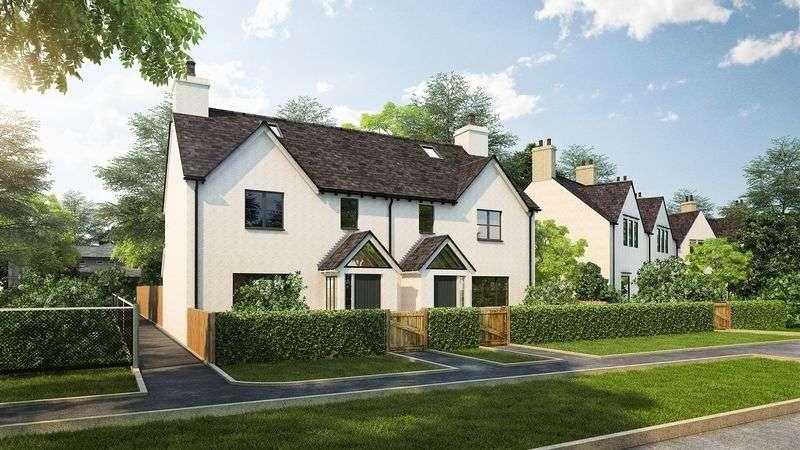 4 Bedrooms Property for sale in Banbury Road, Kidlington
