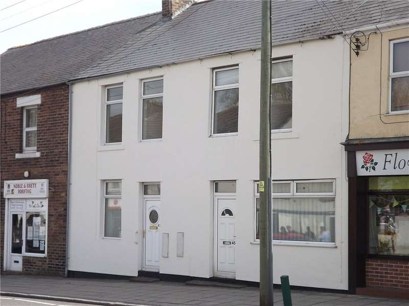 3 Bedrooms Terraced House for sale in High Street South, Langley Moor, Durham, DH7