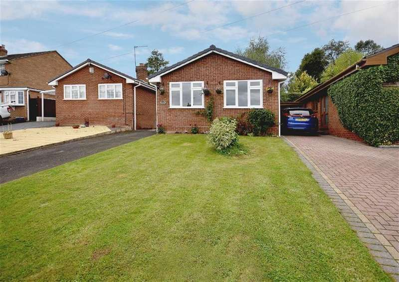 2 Bedrooms Detached Bungalow for sale in 15, Holmes Orchard, Alveley, Bridgnorth, Shropshire, WV15