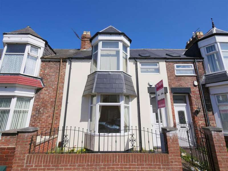 3 Bedrooms Terraced House for sale in Cleveland Road, Barnes, Sunderland