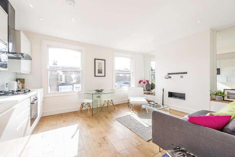 2 Bedrooms Flat for sale in Portnall Road, Maida Vale