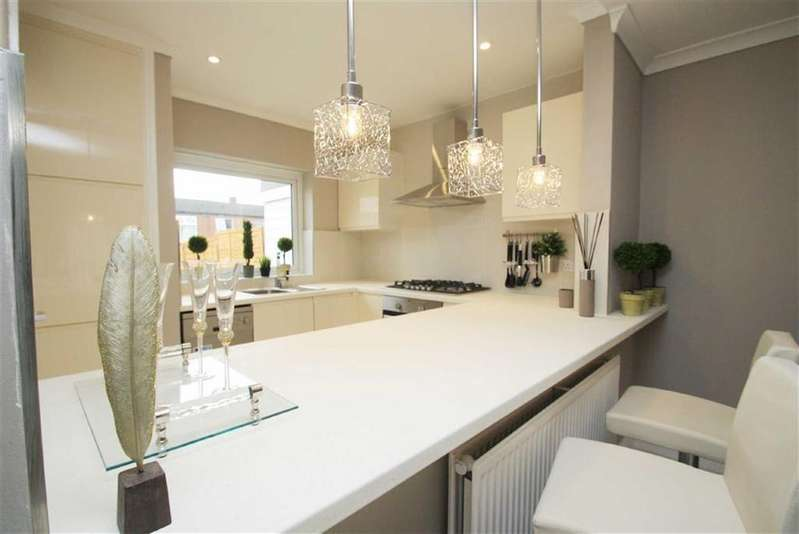 3 Bedrooms Terraced House for sale in Styal View, Wilmslow