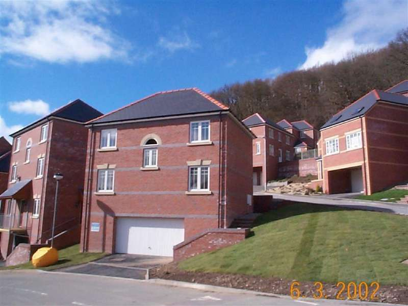 3 Bedrooms Detached House for sale in Plot 107 Hendidley Park, Milford Road, Newtown, Powys, SY16