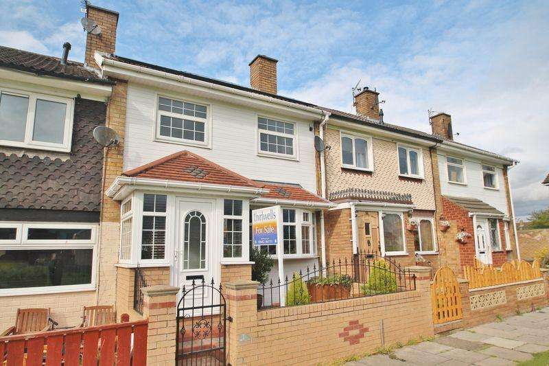 3 Bedrooms Terraced House for sale in Thetford Avenue, Middlesbrough