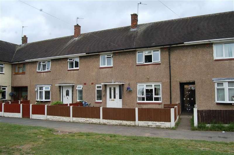 3 Bedrooms Terraced House for sale in Grappenhall Road, Great Sutton, CH65