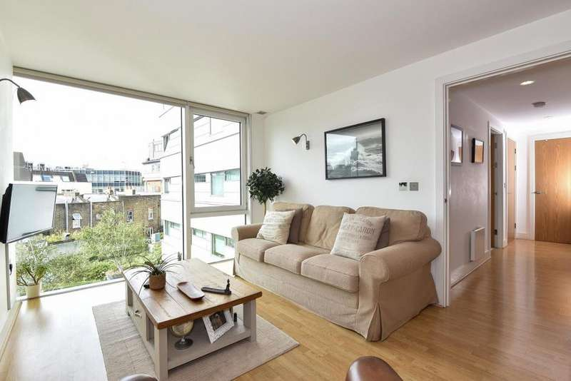 1 Bedroom Flat for sale in Empire Square West, Empire Square, Borough