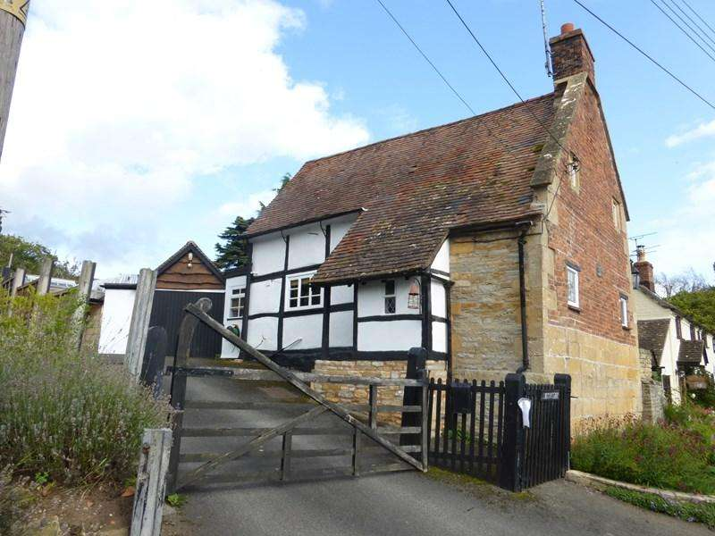 2 Bedrooms Detached House for sale in Kennel Bank, Cropthorne, Pershore