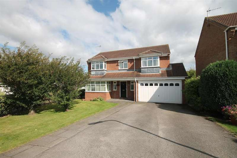 4 Bedrooms Detached House for sale in Castlemartin, Ingleby Barwick, Stockton-On-Tees