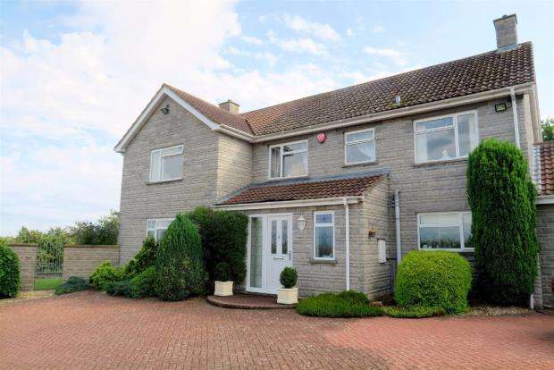 5 Bedrooms Detached House for sale in Westmoor Lane, Hambridge, Langport TA10