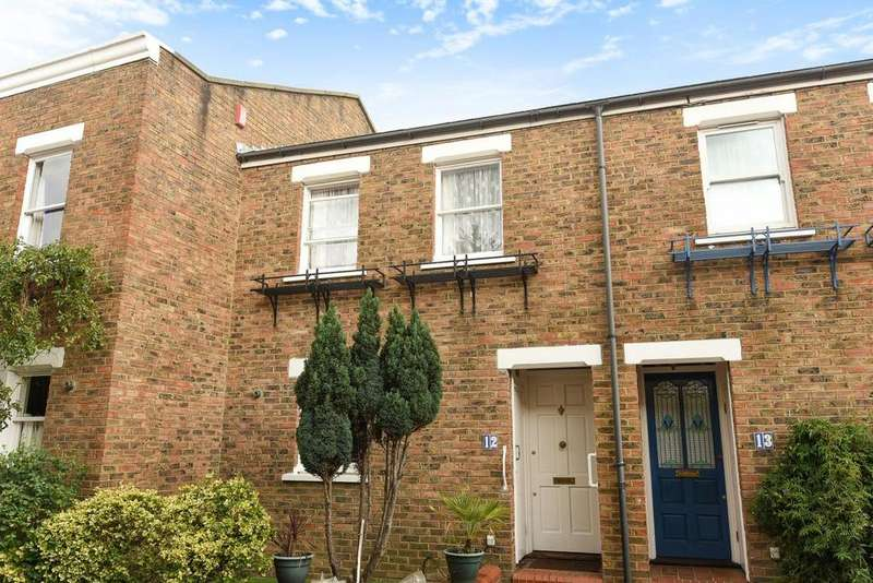 2 Bedrooms Terraced House for sale in Chichester Mews, West Norwood
