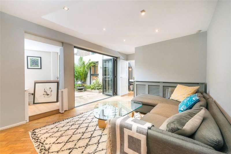 3 Bedrooms House for sale in Elia Mews, Angel, London