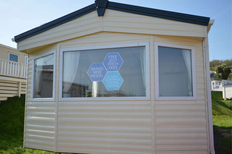 2 Bedrooms Caravan Mobile Home for sale in Waterside Holiday Park, Three Beaches, Dartmouth Road