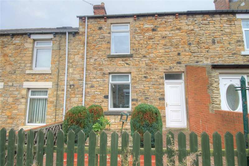 2 Bedrooms Terraced House for sale in Granville Avenue, Annfield Plain, Stanley, DH9