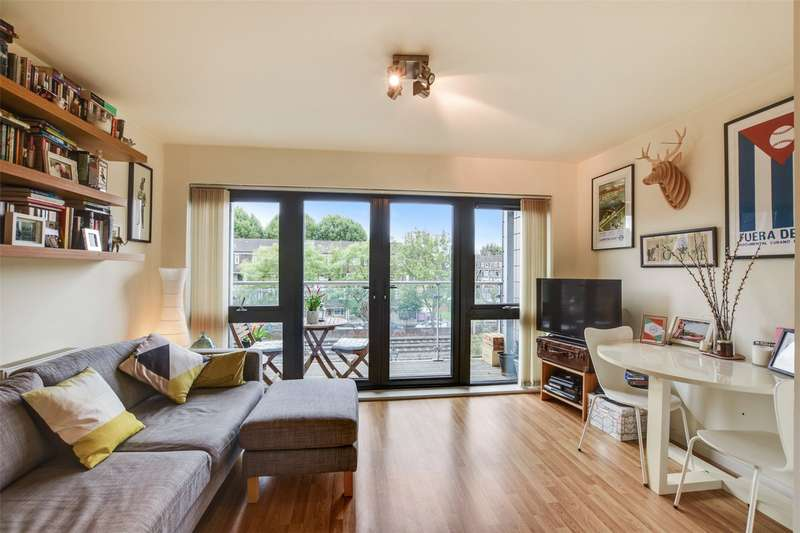 1 Bedroom Flat for sale in Windsor Court, 18 Mostyn Grove, London, E3