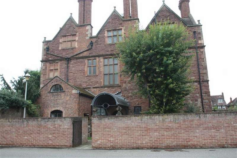 2 Bedrooms Flat for sale in Whitehall Mansion, Monkmoor Road, Shrewsbury