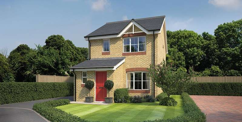 3 Bedrooms Detached House for sale in The Bridgeport, Richmond Point, Queensway, Lytham St Annes