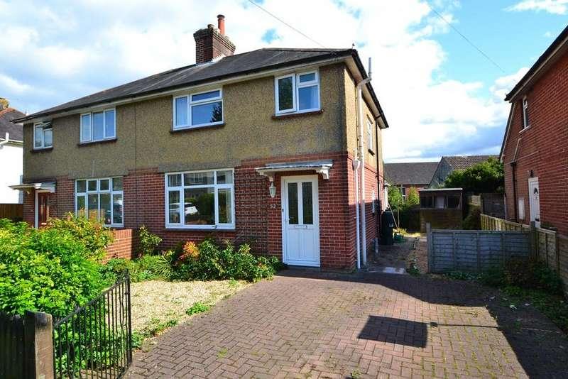 3 Bedrooms Semi Detached House for sale in Salisbury