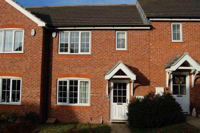 3 Bedrooms Mews House for sale in Edgar Close, Scotter