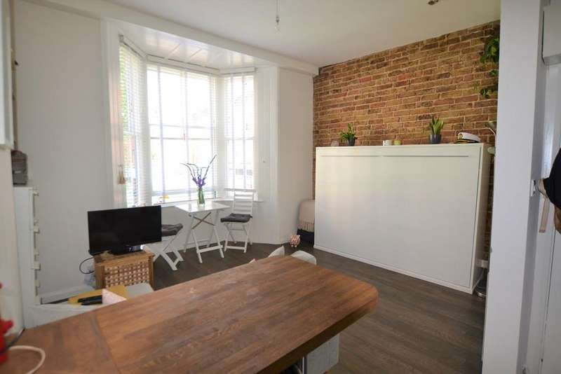 Studio Flat for sale in St James's Street, Brighton, BN2