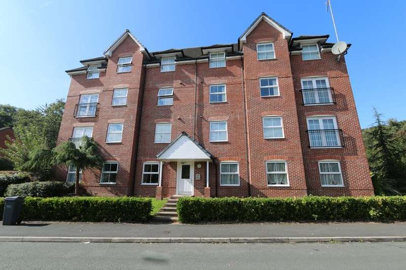 2 Bedrooms Flat for sale in Stoneyholme Avenue, Manchester, M8