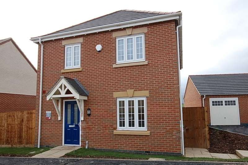 4 Bedrooms Detached House for rent in Smalley Manor Drive, Smalley, Ilkeston, DE7