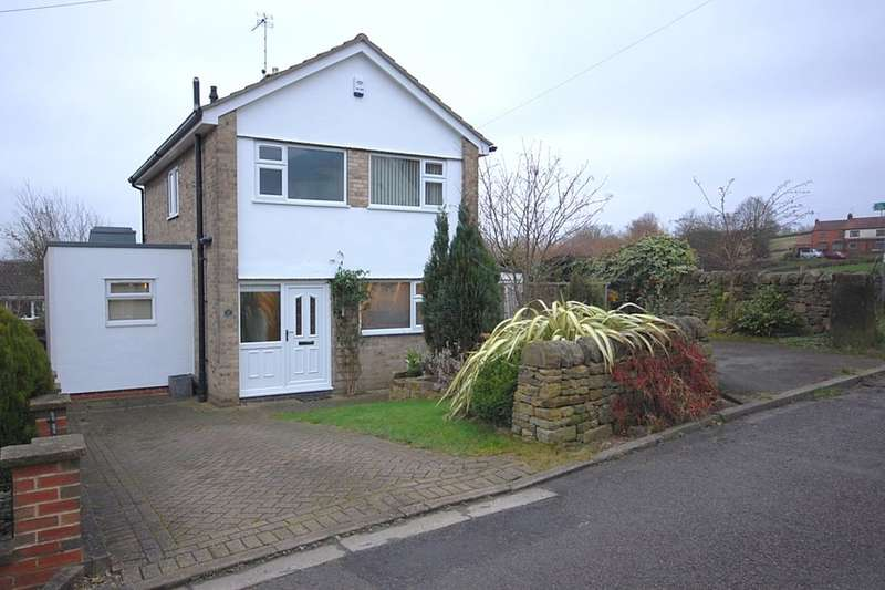 3 Bedrooms Detached House for rent in Malthouse Lane, Nether Heage, Belper, DE56
