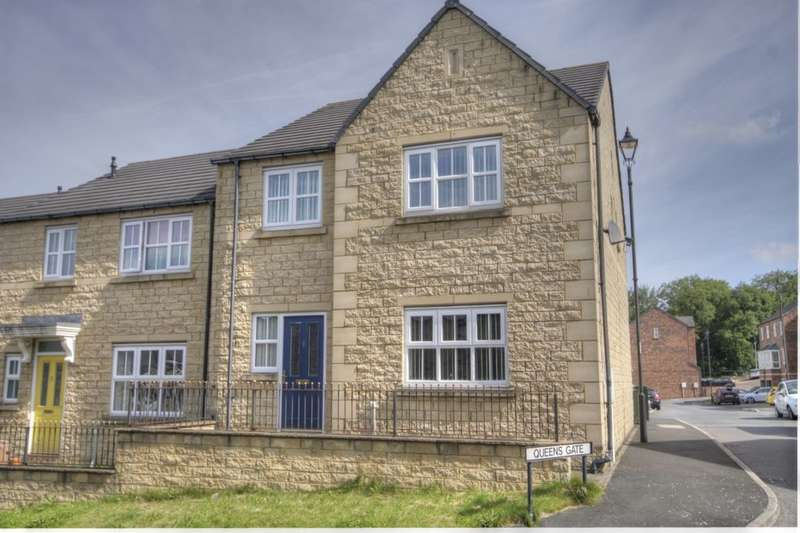 4 Bedrooms Property for sale in Queens Gate, Consett, DH8