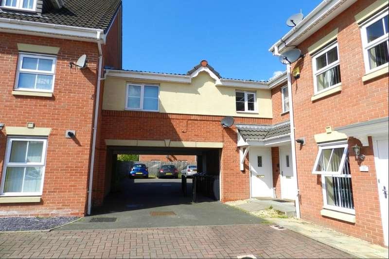 1 Bedroom Flat for sale in School Drive, Shard End, Birmingham, B34