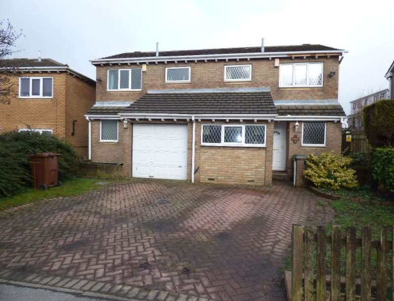 5 Bedrooms Detached House for sale in Sangster Way, Bradford, BD5