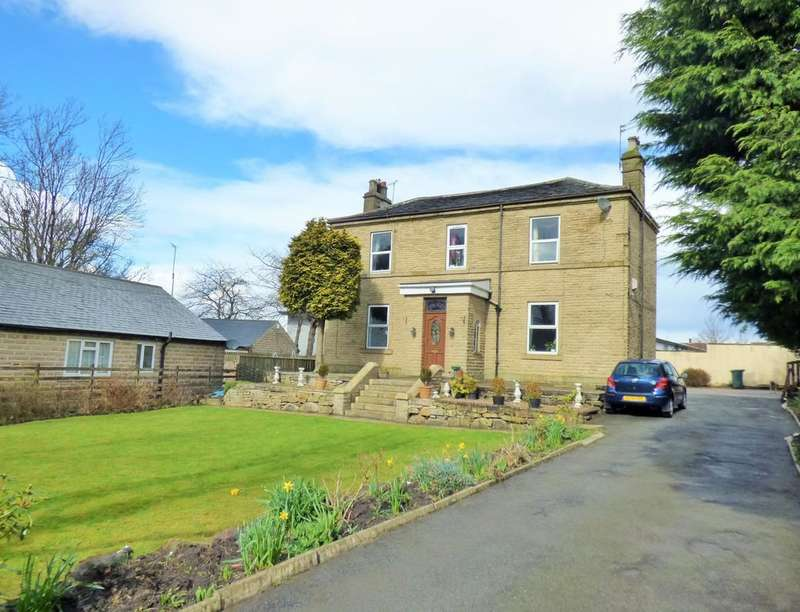 4 Bedrooms Detached House for sale in Fenby Avenue, Bradford, BD4