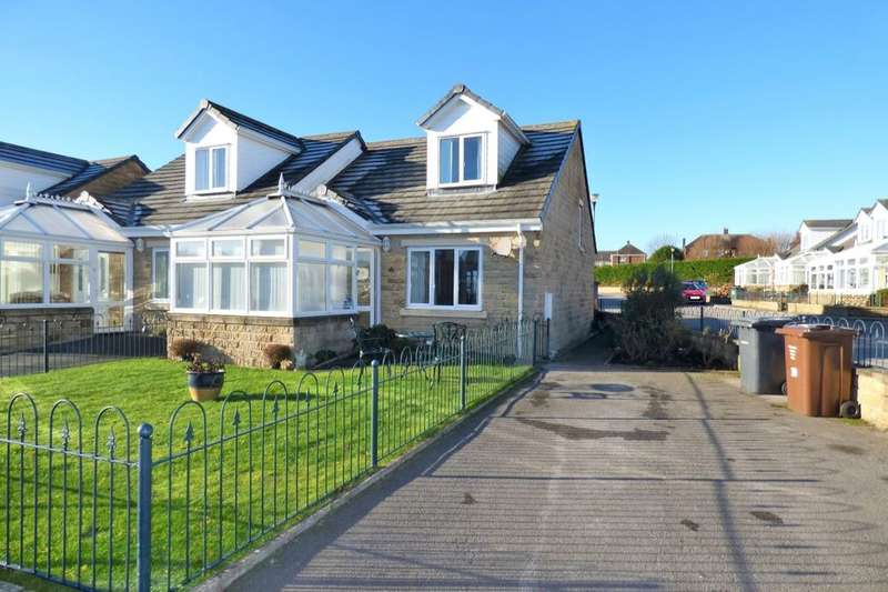 2 Bedrooms Semi Detached House for sale in Pitty Beck View, Allerton, Bradford, BD15