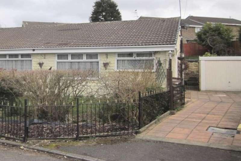 2 Bedrooms Semi Detached Bungalow for sale in Glenrose Drive, Bradford, BD7