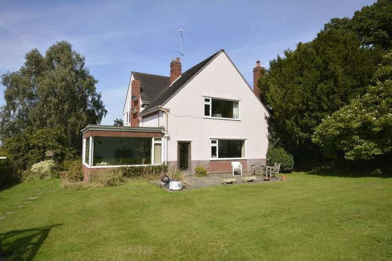3 Bedrooms Detached House for sale in Burrows Lane, Frodsham, WA6