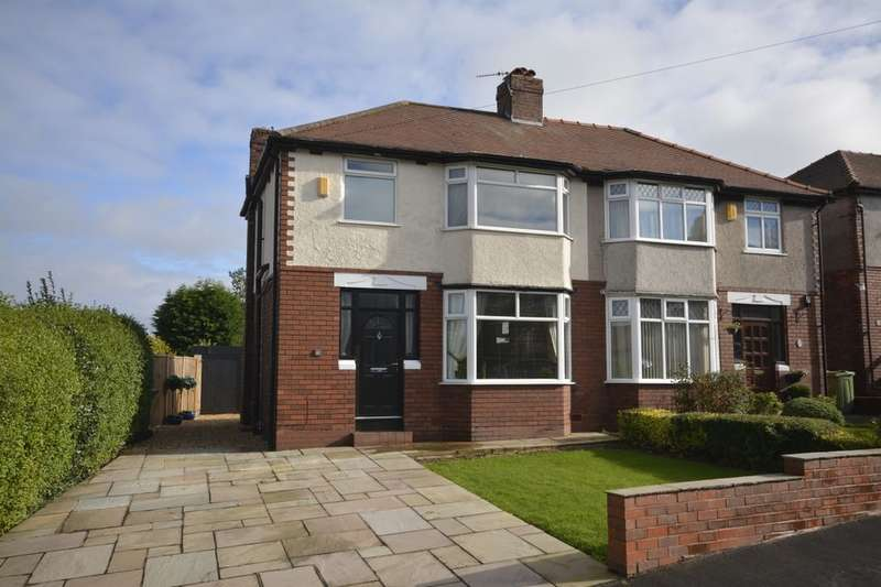 3 Bedrooms Semi Detached House for sale in Doric Avenue, Frodsham, WA6