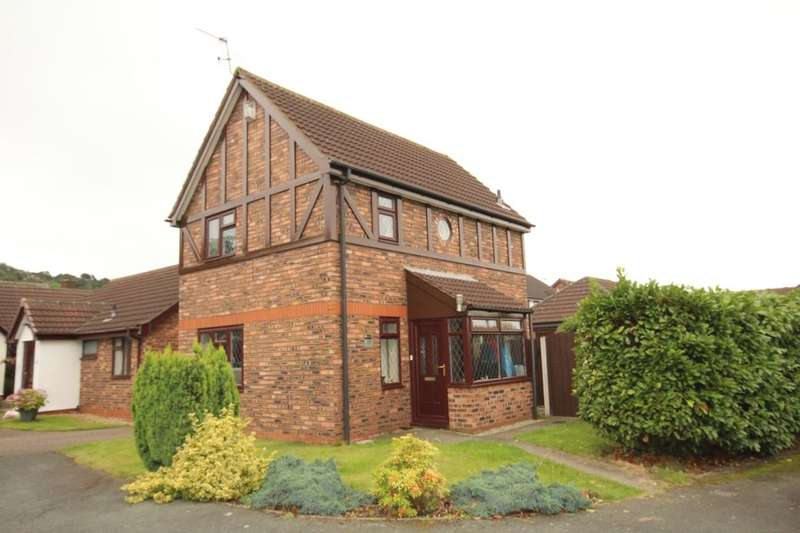 3 Bedrooms Detached House for sale in Lodge Hollow, Helsby, Frodsham, WA6
