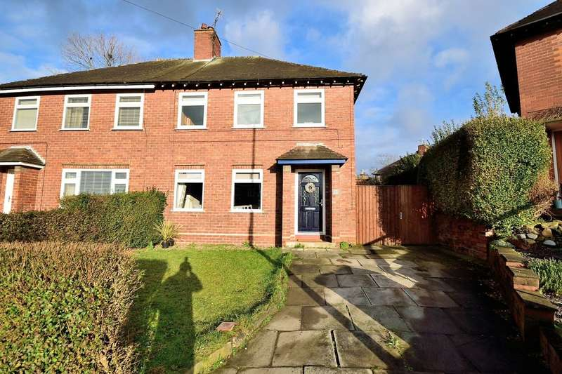 3 Bedrooms Semi Detached House for sale in Kings Drive, Helsby, Frodsham, WA6
