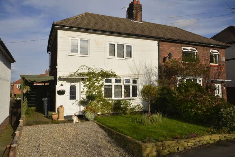 3 Bedrooms Semi Detached House for sale in Park Lane, Frodsham, WA6