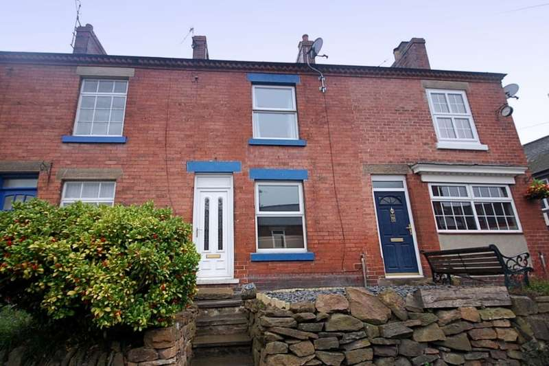 2 Bedrooms Property for sale in Derby Road, Ambergate, Belper, DE56