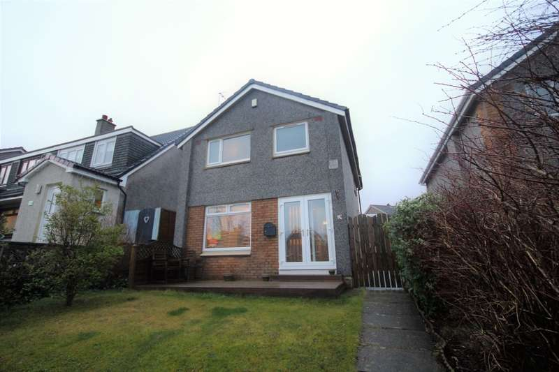 3 Bedrooms Detached House for sale in Yarrow Crescent, Bishopton, PA7