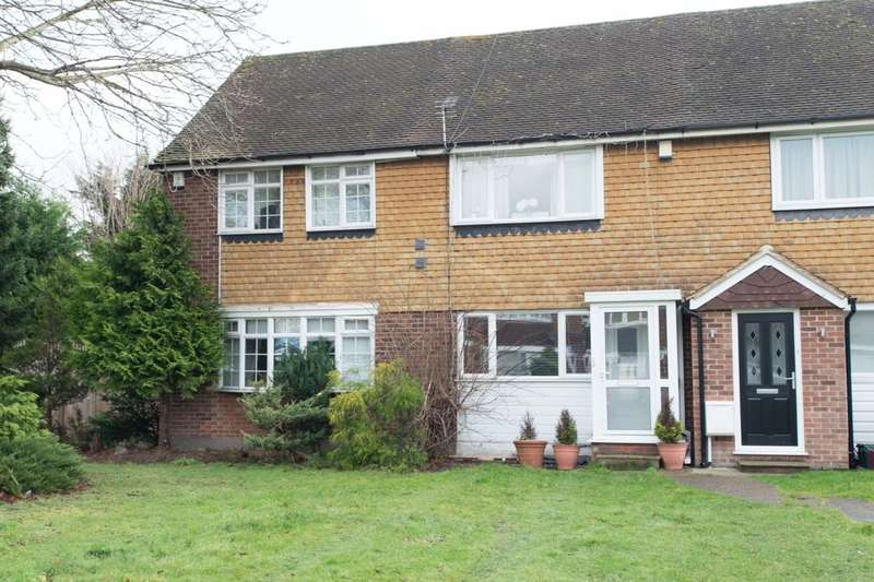 2 Bedrooms Property for sale in Woodchurch Close, Sidcup, DA14